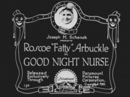 Title cards good night nurse