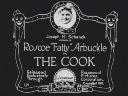 Title cards the cook