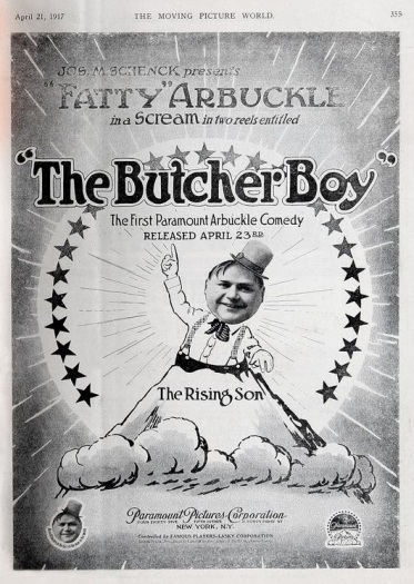 Butcher Boy ad mov pic world