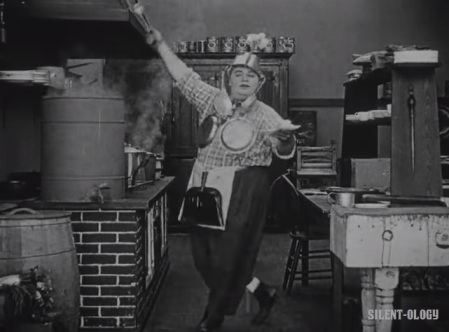 The Cook roscoe dancing