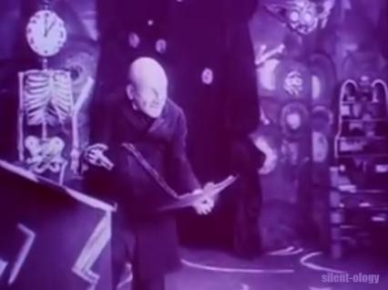 Genuine--melo house skeleton