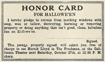 Hallwn honor card exherald mov pic world Nov 17 '28