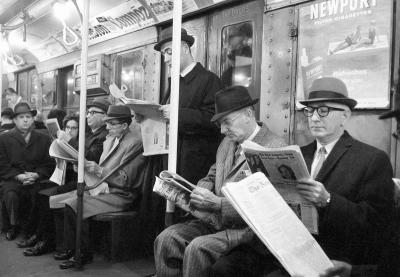 Image result for 1920s reading newspaper