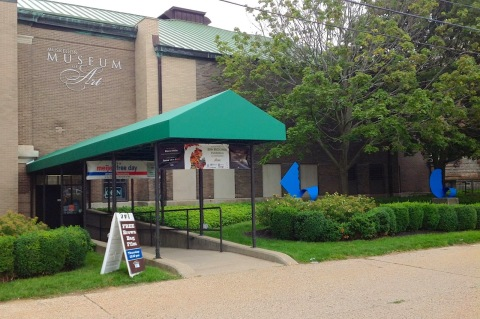 Image result for muskegon museum of art entrance