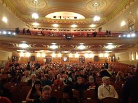 BK Convention-film showing-Lea Stans