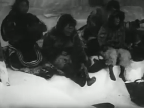 Nanook family igloo