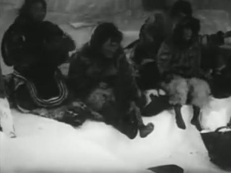 Nanook family igloo