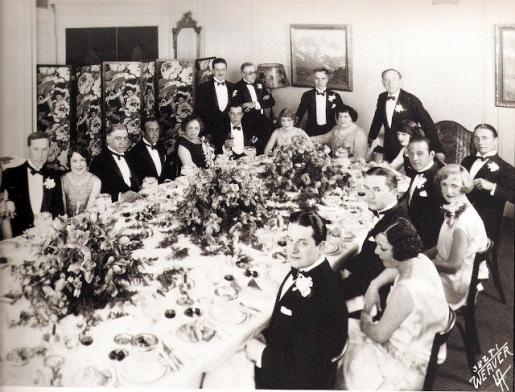 Image result for 1920s dinner valentino keaton