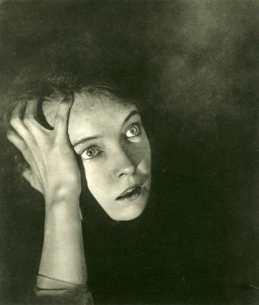 Image result for silent film star head scratcher