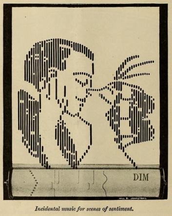 FilmFun Feb '19 sentimental music