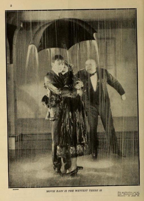 FilmFun Mar '19 rain