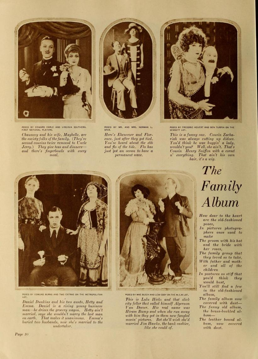 Family album FilmFun June '26 1