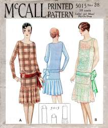 1920s dress patterns 1