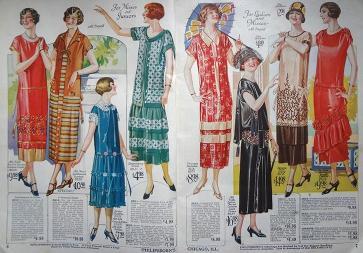 1920s dress patterns 2