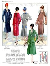 1920s dress patterns 7