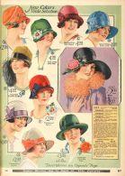 1920s ladies hats 1