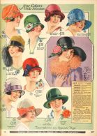 1920s ladies hats 1