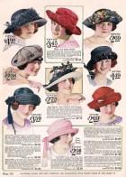 1920s ladies hats 2