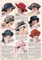 1920s ladies hats 2