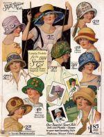 1920s ladies hats 3