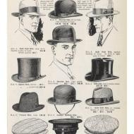 1920s mens hats 1