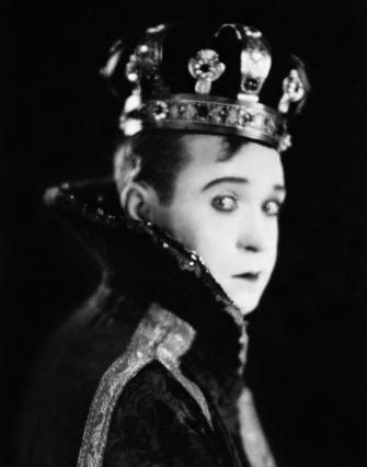 Harry Langdon crown feetofmud