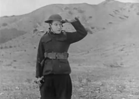 Harry soldier man 2