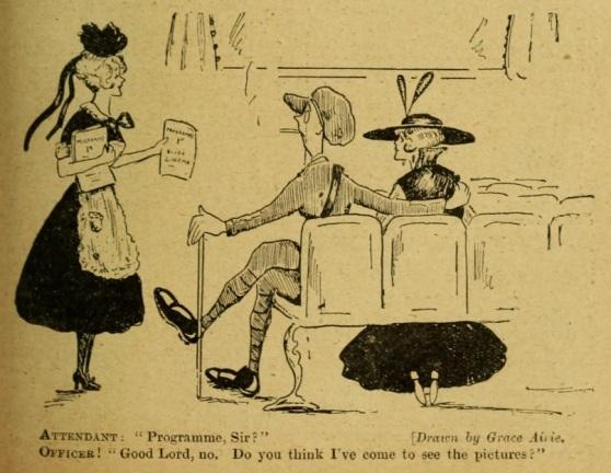 cartoon programme sir picgoer oct 23 '15