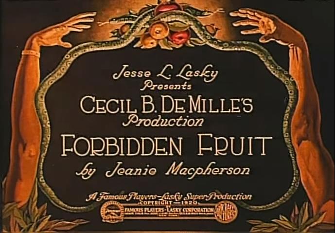 title-forbidden fruit '21
