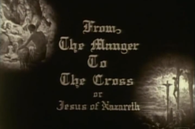 title--from manger to cross '12