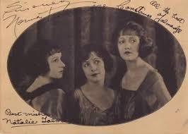 Talmadge sisters oval