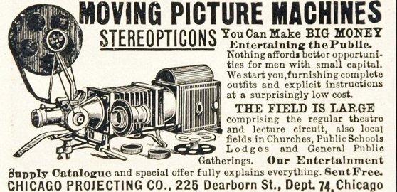 stereopticon ad