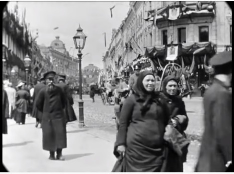 screenshot Tverskya St 1896