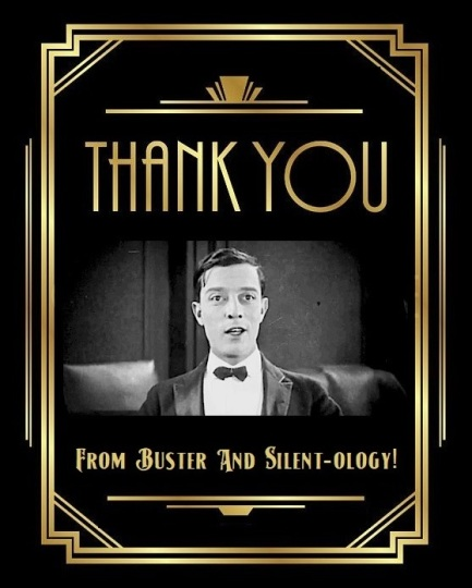 Busterthon 6 Thank You