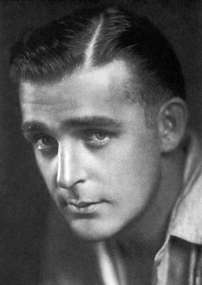 Sunset Gun: The Roaring Road to Ruin: Wallace Reid