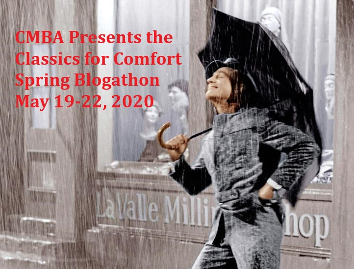 Classics for Comfort Singing in the Rain Banner 1