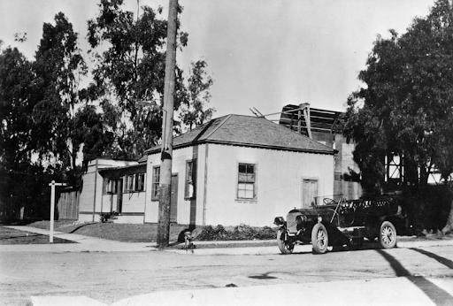 Hollywood nestor studios