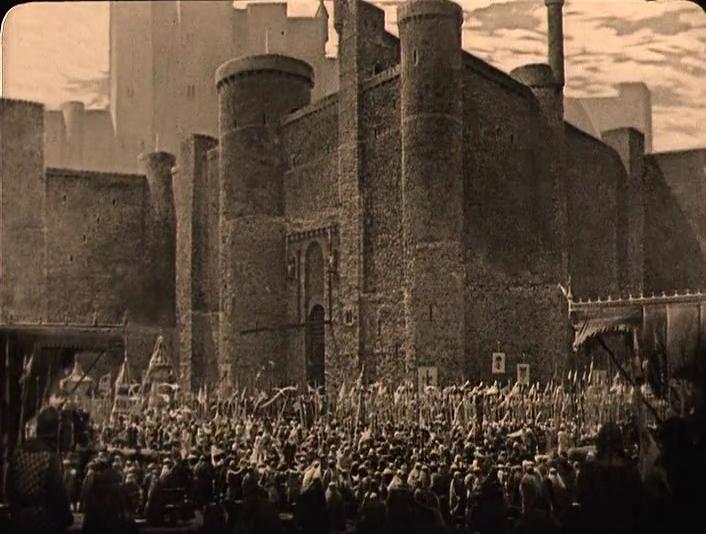 ithankyou: Douglas Fairbanks in… Robin Hood (1922), Royal Philharmonic  Orchestra, Cadogan Hall, London