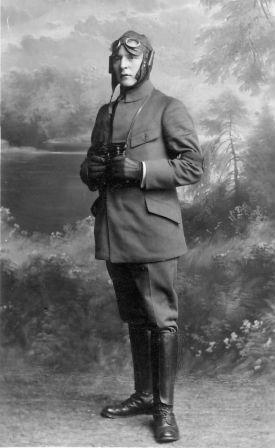 "First World War on Film: With Captain Kleinschmidt in ""War on Three Fronts""  (USA, 1916)"