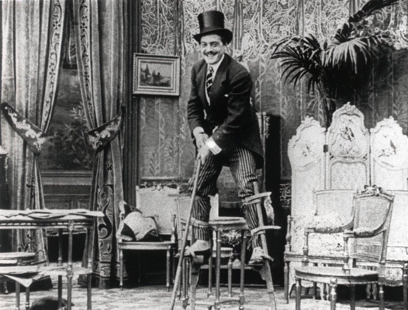 Anthony Balducci's Journal: Max Linder and André Deed: The First Comedy  Team of the Cinema