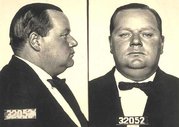 90 Years Ago, Roscoe Arbuckle Should Have Stayed Home - Ace Atkins